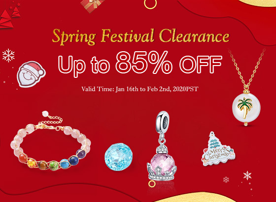 Spring Festival Clearance  Up to 85% OFF