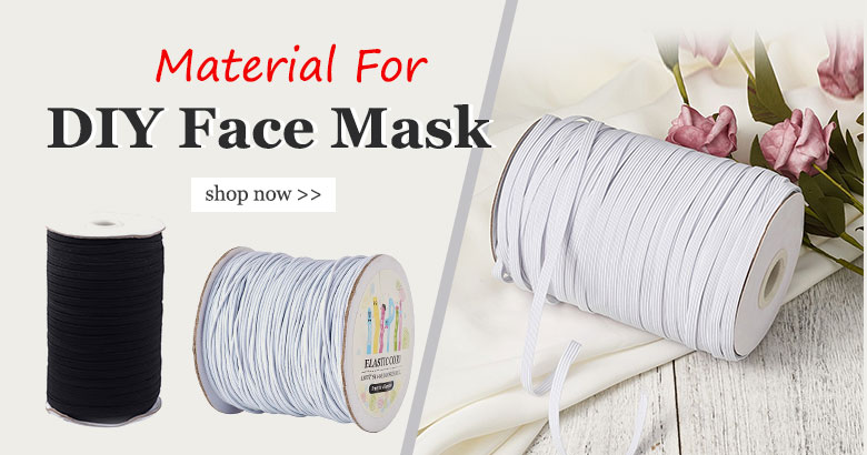 Material For DIY Face Mask