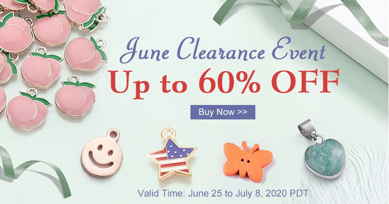June Clearance Event