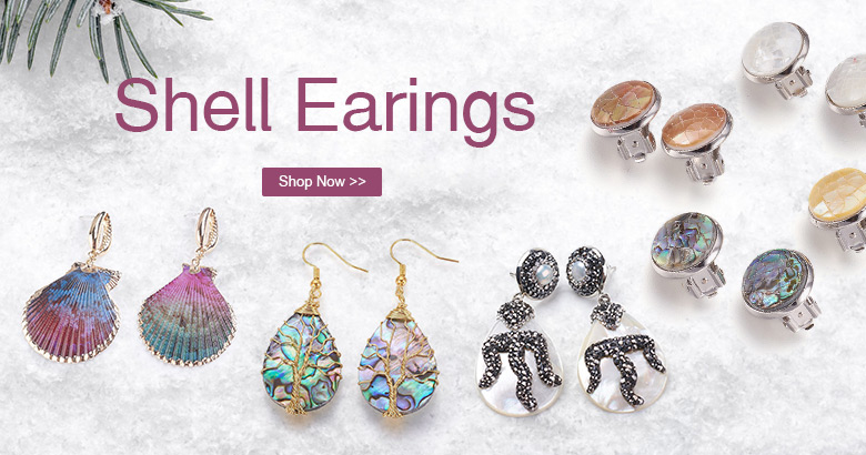 Shell Earings