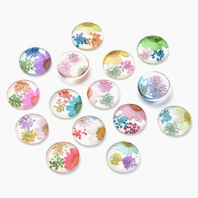 Glass Cabochons