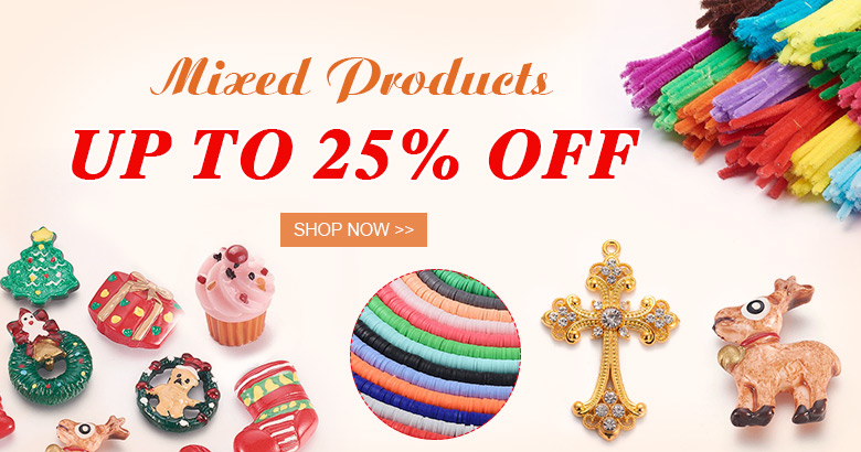 Mixed Products Up to 25% OFF