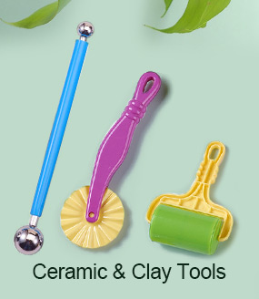 Ceramic & Clay Tools