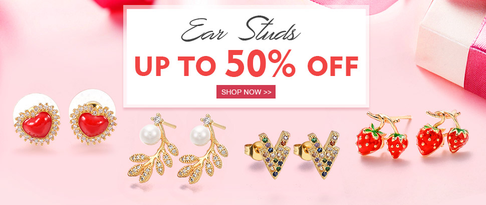 Ear Studs  Up to 50% OFF