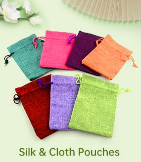 Silk & Cloth Pouches