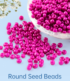 Round Seed Beads