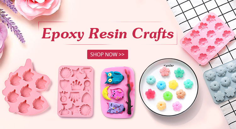Popular Resin Molds