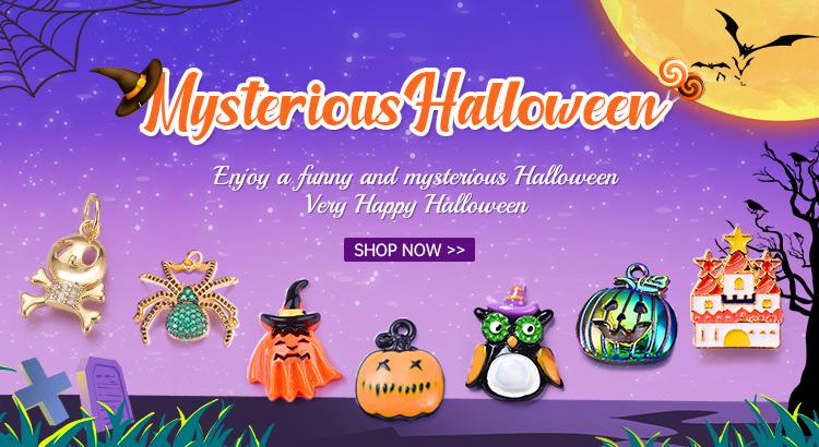 Mysterious Halloween Shop Now