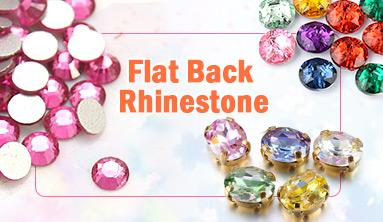 Flat Back Rhinestone