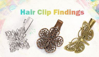 Hair Clip Findings
