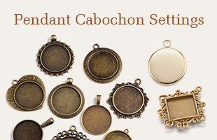 Pendant Cabochon Settings