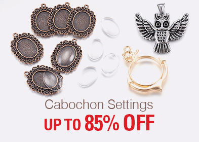 Cabochon Settings UP TO 85% OFF