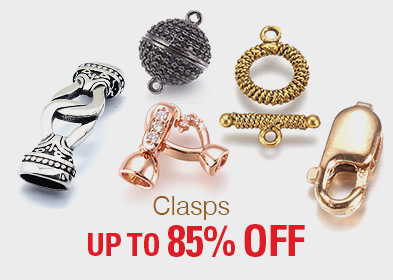 Clasps UP TO 85% OFF