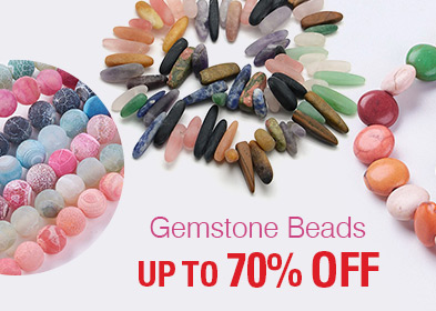Gemstone Beads UP TO 70% OFF