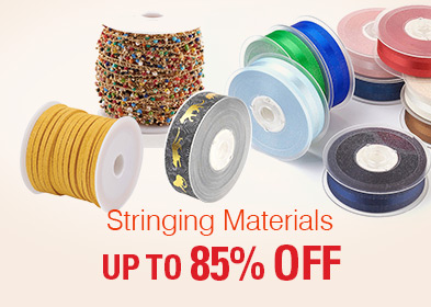 Stringing Materials UP TO 85% OFF