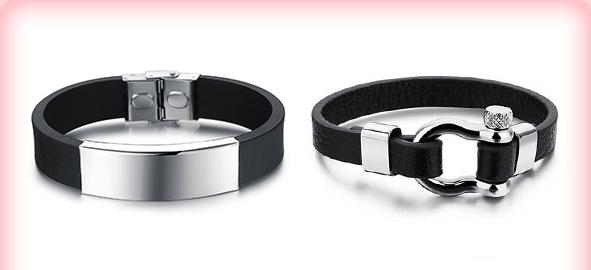 Men's Bracelets & Bangles