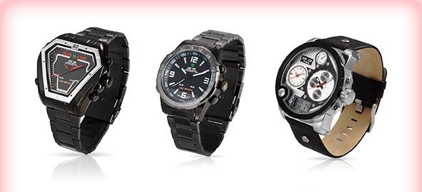 Men's  Wristwatches
