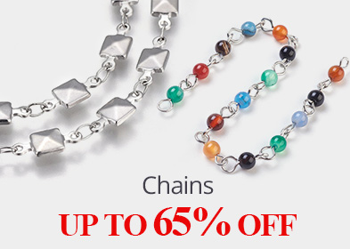 Chains UP TO 65% OFF