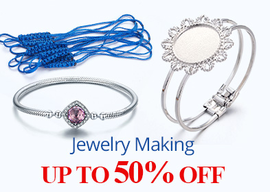 Jewelry Making UP TO 50% OFF
