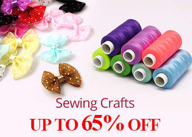 Sewing Crafts UP TO 65% OFF