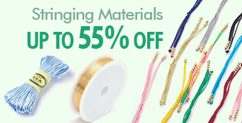 Stringing Materials Up To 55% OFF