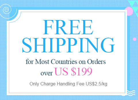FREE SHIPPING for Most Countries on 