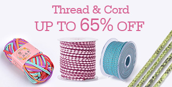 Thread & Cord Up to 65% OFF