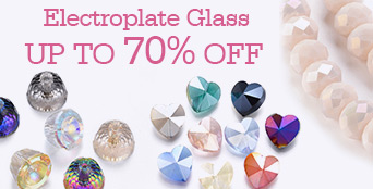 Electroplate Glass Up to 70% OFF