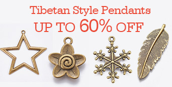 Tibetan Style Pendants Up to 60% OFF