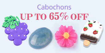 Cabochons Up to 65% OFF