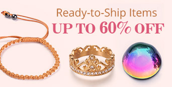 Ready-to-Ship Items Up to 60% OFF