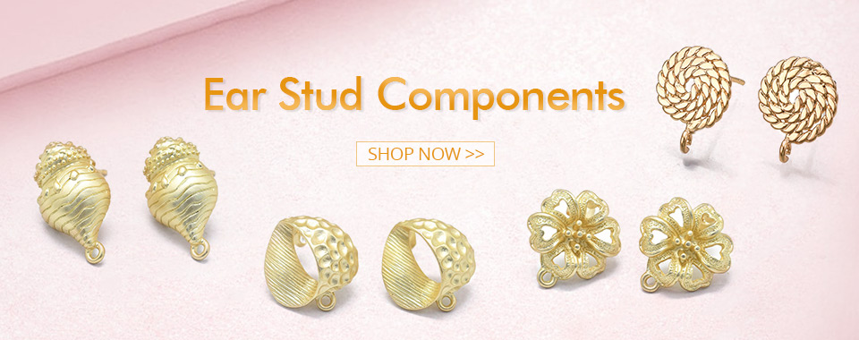 Ear Stud Components