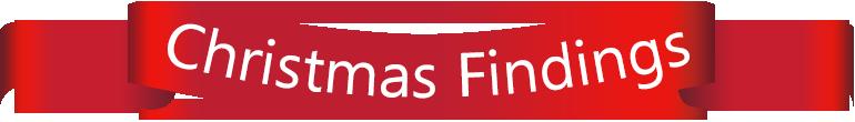 Christmas Findings