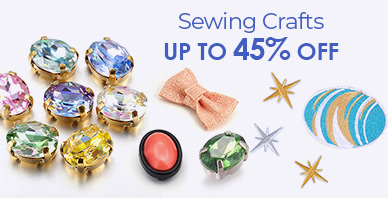 Sewing Crafts Up to 45% OFF