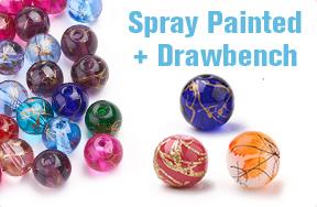 Spray Painted + Drawbench
