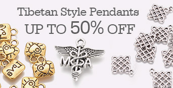 Tibetan Style Pendants Up To 50% OFF