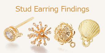 Stud Earring Findings
