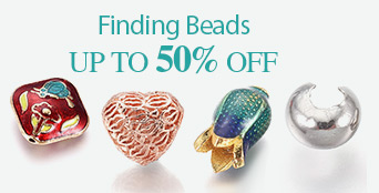 Finding Beads Up To 50% OFF