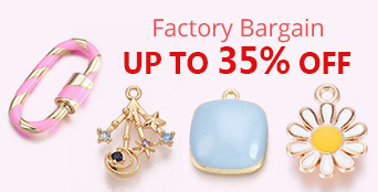 Factory Bargain Up to 35% OFF