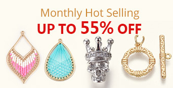 Monthly Hot Selling Up to 55% OFF