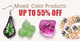 Mixed  Color Products Up to 55% OFF