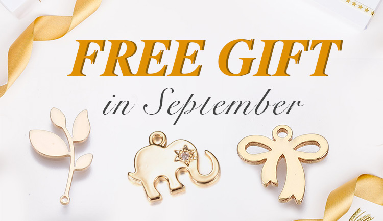 Free Gift in September