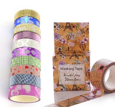 Colorful Adhesive Tape