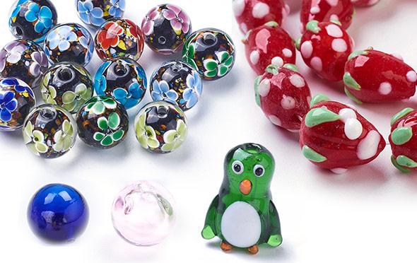 Lampworks Beads