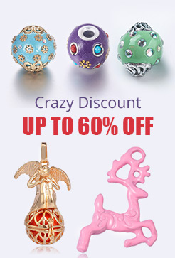 Crazy Discount Up To 60% OFF