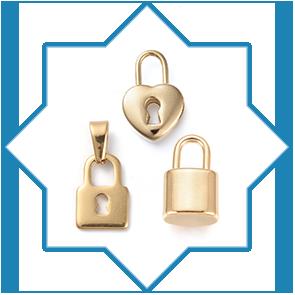 Lock Pendants
