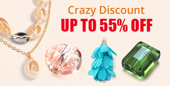 Crazy Discount Up to 55% OFF