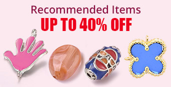 Recommended Items Up to 40% OFF