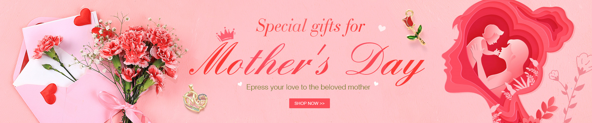 Special gifts for  Mothers Day