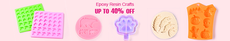 Epoxy Resin Crafts Up To 40% OFF